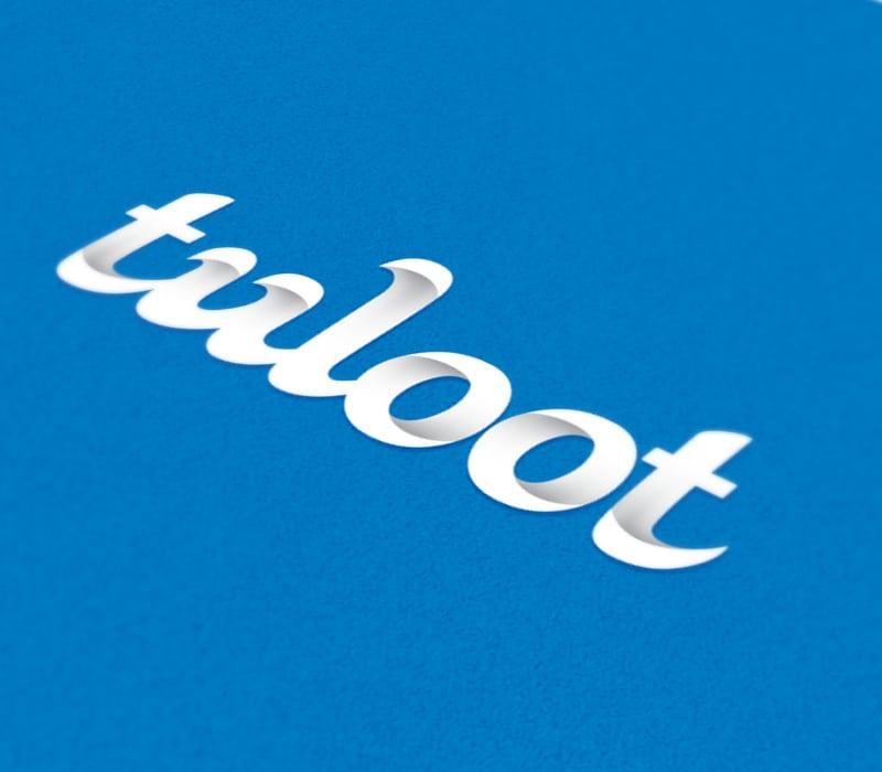 Tuloot logo design