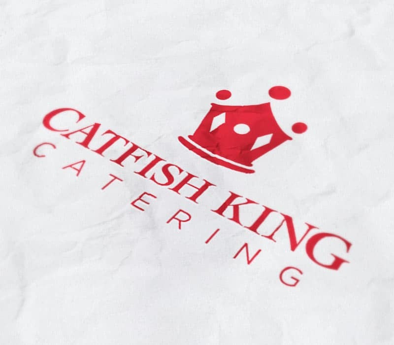 Catfish King restaurant logo