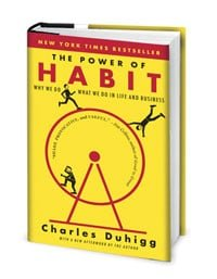 """The Power of Habit"" book"