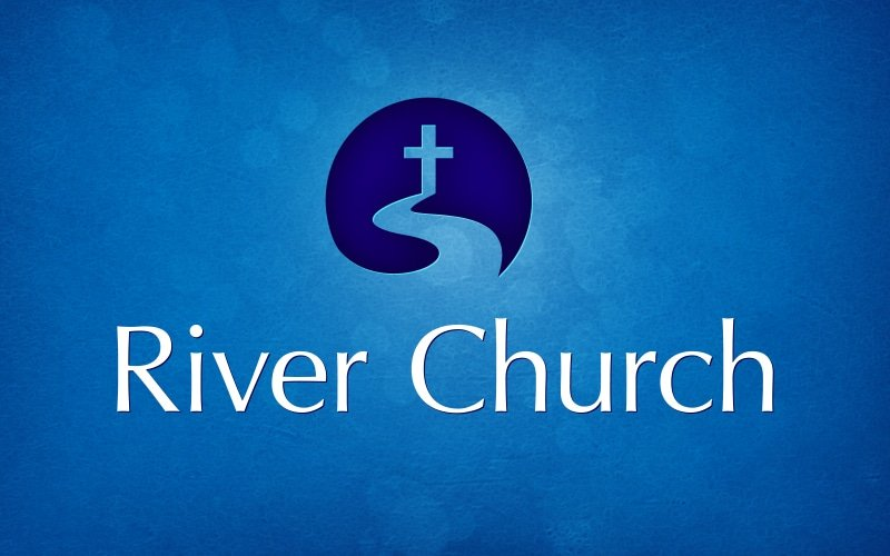 River church logo template